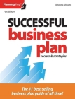 Successful Business Plan: Secrets & Strategies Cover Image