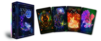 Orien's Animal Tarot: 78 card deck and 144 page book Cover Image