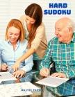Hard Sudoku - Juego de Cerebro para Adultos Cover Image