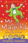 Mr. Majeika Joins the Circus Cover Image