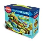 Phonics Power! (Teenage Mutant Ninja Turtles): 12 Step into Reading Books Cover Image
