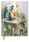 British Library Tenniel: Alice (Blank Sketch Book) (Luxury Sketch Books) Cover Image