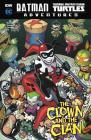 The Clown and the Clan Cover Image
