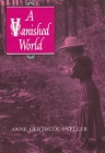 A Vanished World (New York Classics) Cover Image