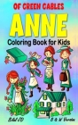 Anne of Green Gables Coloring Book: Pocket Size Coloring Book for Kids Cover Image