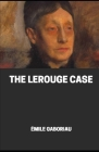 The Lerouge Case illustrated Cover Image