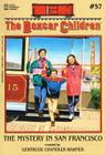 The Mystery in San Francisco (Boxcar Children #57) Cover Image