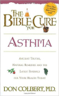 The Bible Cure for Asthma (New Bible Cure (Siloam)) Cover Image