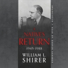 A Native's Return: 1945-1988 Cover Image