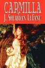 Carmilla by J. Sheridan LeFanu, Fiction, Literary, Horror, Fantasy Cover Image