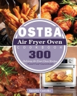 OSTBA Air Fryer Oven Cookbook Cover Image