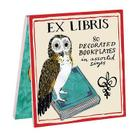 Molly Hatch Owl Bookplates Cover Image