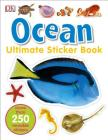 Ultimate Sticker Book: Ocean: More Than 250 Reusable Stickers Cover Image