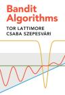 Bandit Algorithms Cover Image