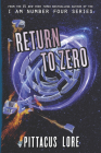 Return to Zero (Lorien Legacies Reborn #3) Cover Image