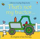 That's Not My Tractor Cover Image