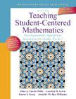 Teaching Student-Centered Mathematics: Developmentally Appropriate Instruction for Grades Pre-K-2 (Volume I) Cover Image