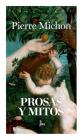 Prosas y mitos Cover Image