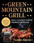 Green Mountain Grill Davy Crockett Grill & Smoker Cookbook Cover Image