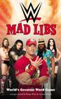 WWE Mad Libs Cover Image