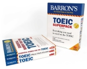 TOEIC Superpack (Barron's Test Prep) Cover Image