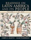 Readings on Latin America and Its People, Volume 1: To 1830 Cover Image