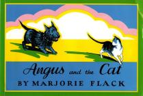 Angus and the Cat Cover Image