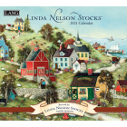Linda Nelson Stocks 2021 Wall Calendar Cover Image