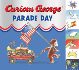 Curious George Parade Day tabbed board book Cover Image