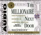 The Millionaire Next Door: The Surprising Secrets Of Americas Wealthy Cover Image