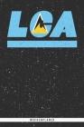 Lca: St Lucia Wochenplaner mit 106 Seiten in weiß. Organizer auch als Terminkalender, Kalender oder Planer mit der st lucia Cover Image