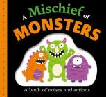 Picture Fit Board Books: A Mischief of Monsters Cover Image