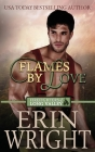 Flames of Love: A Firefighters of Long Valley Romance Novel Cover Image