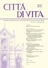 Città Di Vita - A. LXXVI, N. 3, Maggio-Giugno 2021: Bimestrale Di Religione Arte E Scienza Della Basilica Di Santa Croce in Firenze Cover Image