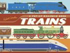 Trains: A Pop-Up Railroad Book Cover Image