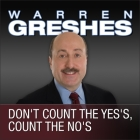 Don't Count the Yes's, Count the No's Lib/E Cover Image