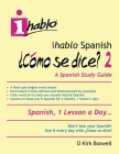 ihablo Spanish ¿Cómo se dice? 2 Cover Image