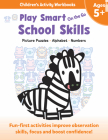 Play Smart on the Go School Skills 5+: Picture Puzzles, Alphabet, Numbers Cover Image