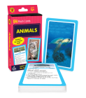 Animals Flash Cards: 54 Flash Cards Cover Image