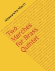 Two Marches for Brass Quintet Cover Image