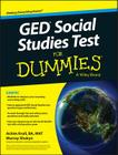 GED Social Studies for Dummies Cover Image