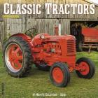 Classic Tractors 2019 Wall Calendar Cover Image