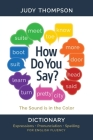 How Do You Say?: Dictionary Cover Image