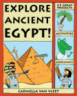 Explore Ancient Egypt! (Explore (Nomad Press)) Cover Image