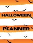 Halloween Planner: Spooky Good Log Book - Calendar Organizer - Activities Cover Image