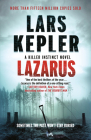 Lazarus: A novel (Killer Instinct #7) Cover Image