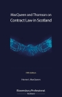 Macqueen and Thomson on Contract Law in Scotland Cover Image
