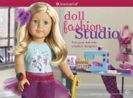 Doll Fashion Studio: Turn Your Doll Into a Fashion Designer! Cover Image