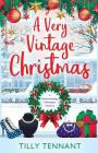 A Very Vintage Christmas: A Heartwarming Christmas Romance (Unforgettable Christmas #2) Cover Image
