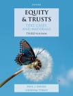 Equity & Trusts: Text, Cases, & Materials Cover Image